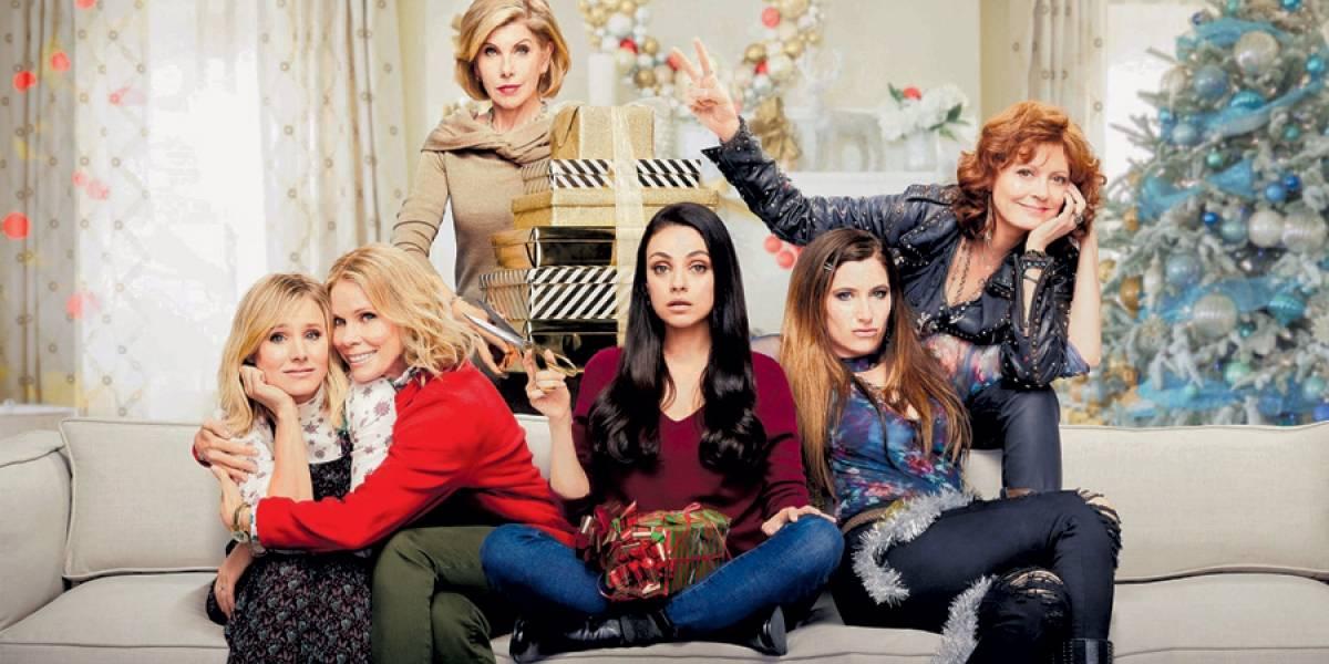 """El gran estreno navideño: """"A Bad Moms Christmas"""""""