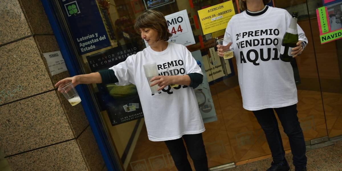El sorteo de 'El Gordo' vuelve a cautivar a España