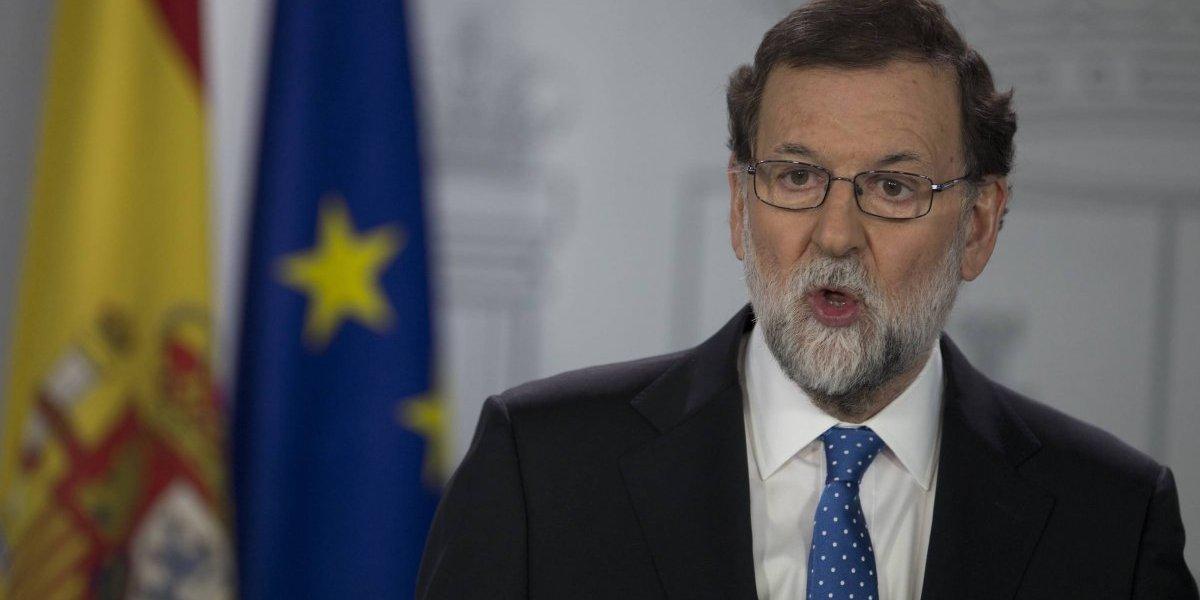 Mariano Rajoy ofrece dialogar con el nuevo Gobierno de Cataluña