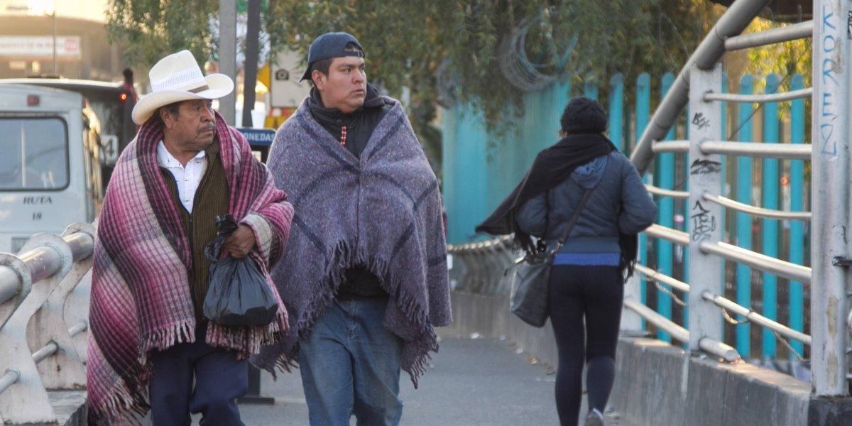 Frente frío 18 mantendrá bajas temperaturas en 18 estados