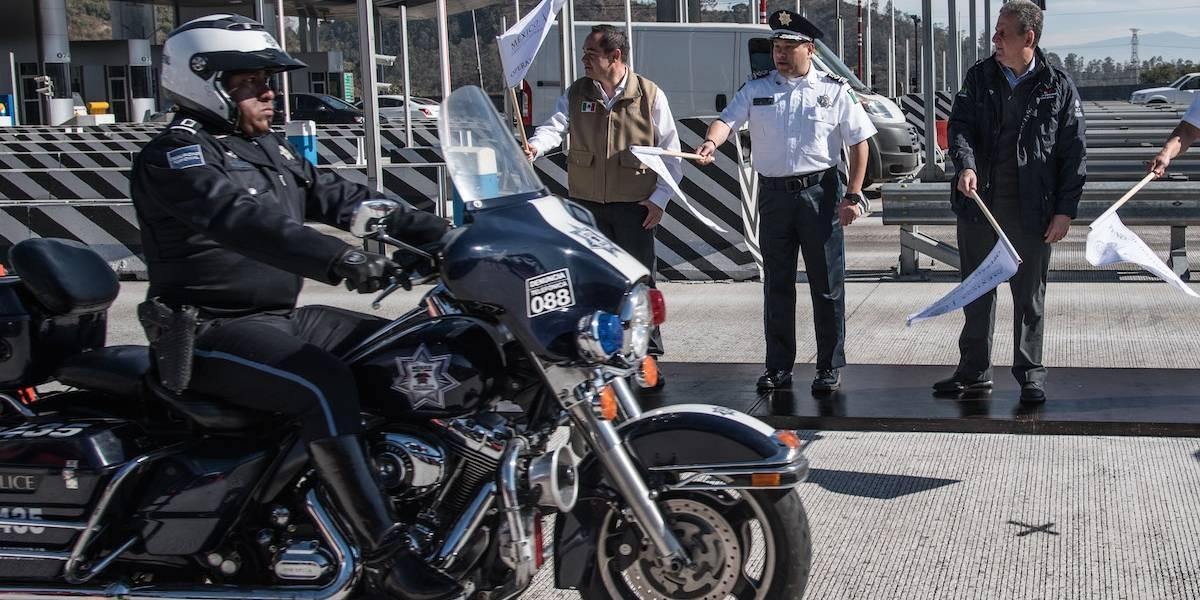 Arranca el Operativo Invierno 2017 para reforzar seguridad en carreteras