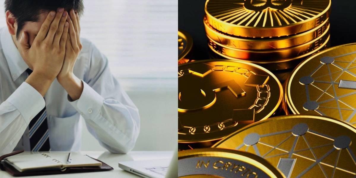 Ganaron fortunas con bitcoin y ahora no pueden cobrar su recompensa