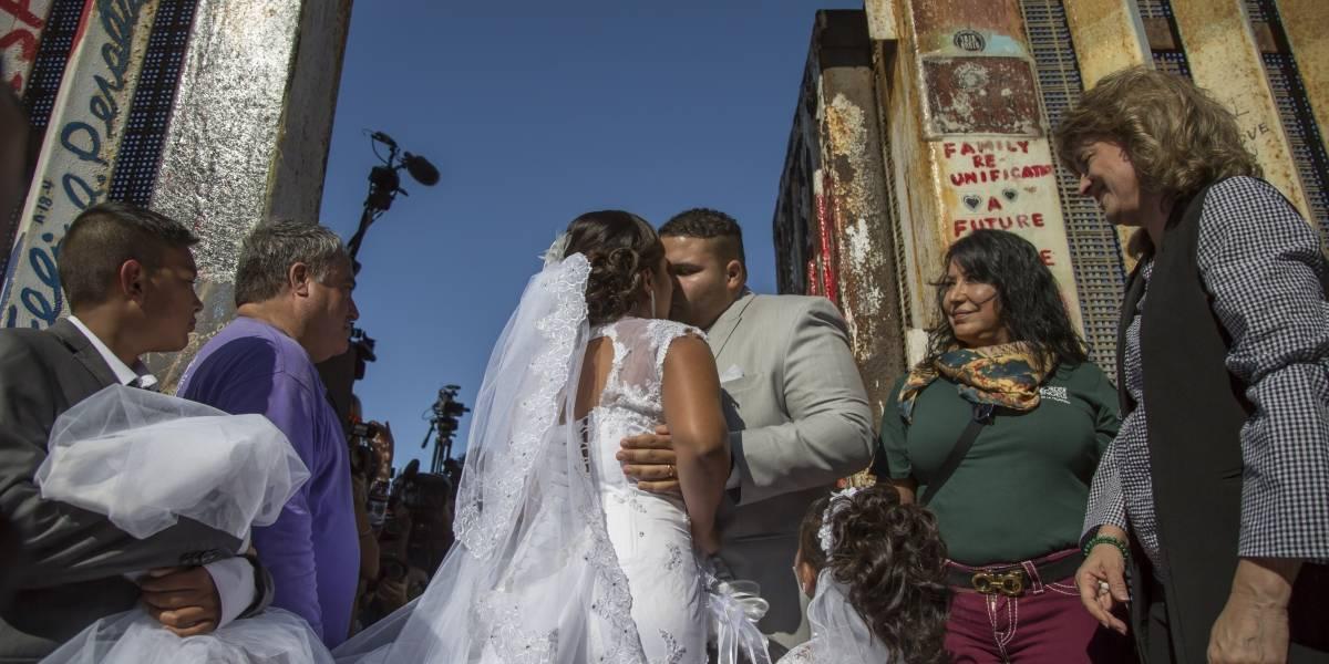Evento humanitario en la frontera México-EU peligra por boda de narco