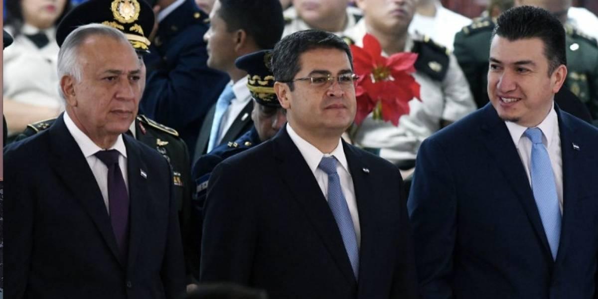 """EEUU felicita a Hernández por su """"victoria"""" en elección en Honduras"""