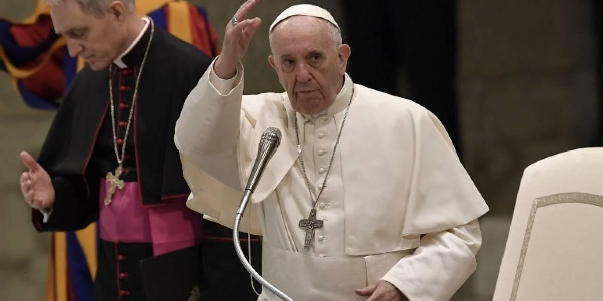 El Papa Francisco ordena abrir una investigación contra la Iglesia de Honduras