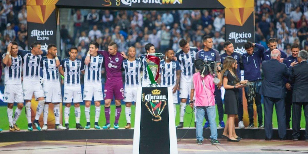 Tigres felicita a Monterrey tras ganar la Copa Mx