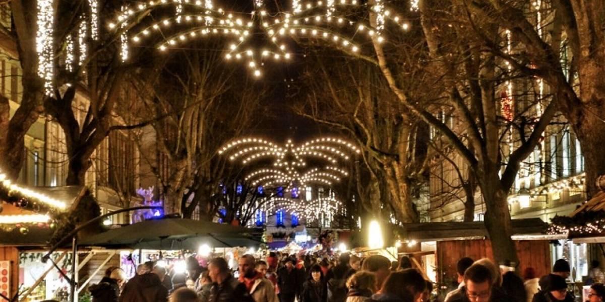 Las imágenes más espectaculares de cómo se celebra la Navidad en el mundo