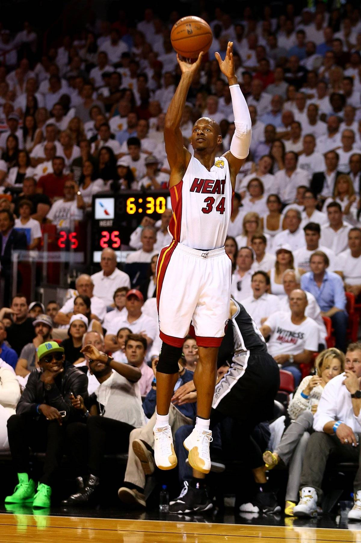 Ray Allen / Getty Images