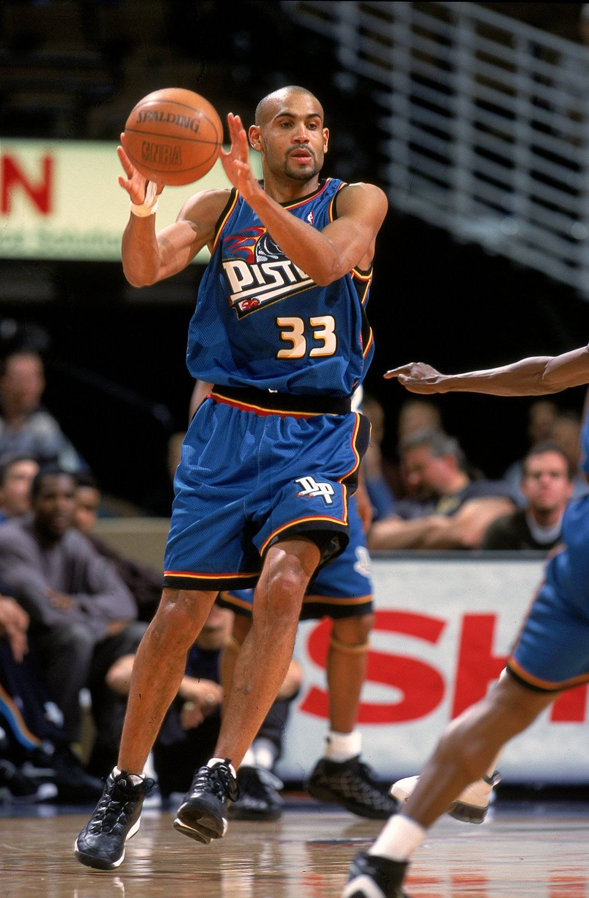 Grant Hill / Getty Images