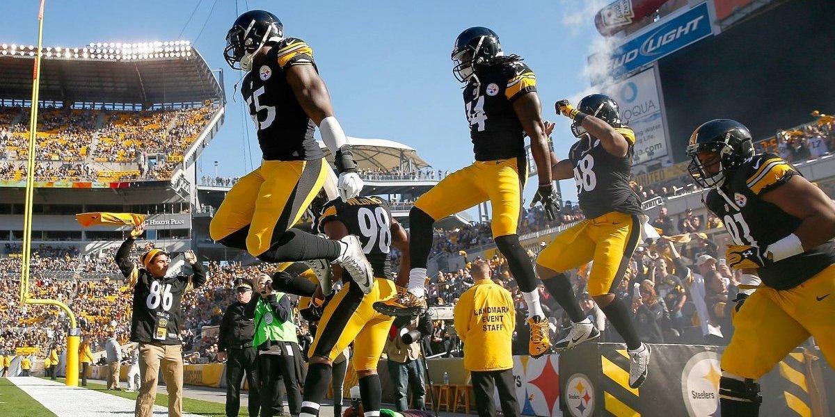 Steelers, con más seleccionados para el Pro Bowl