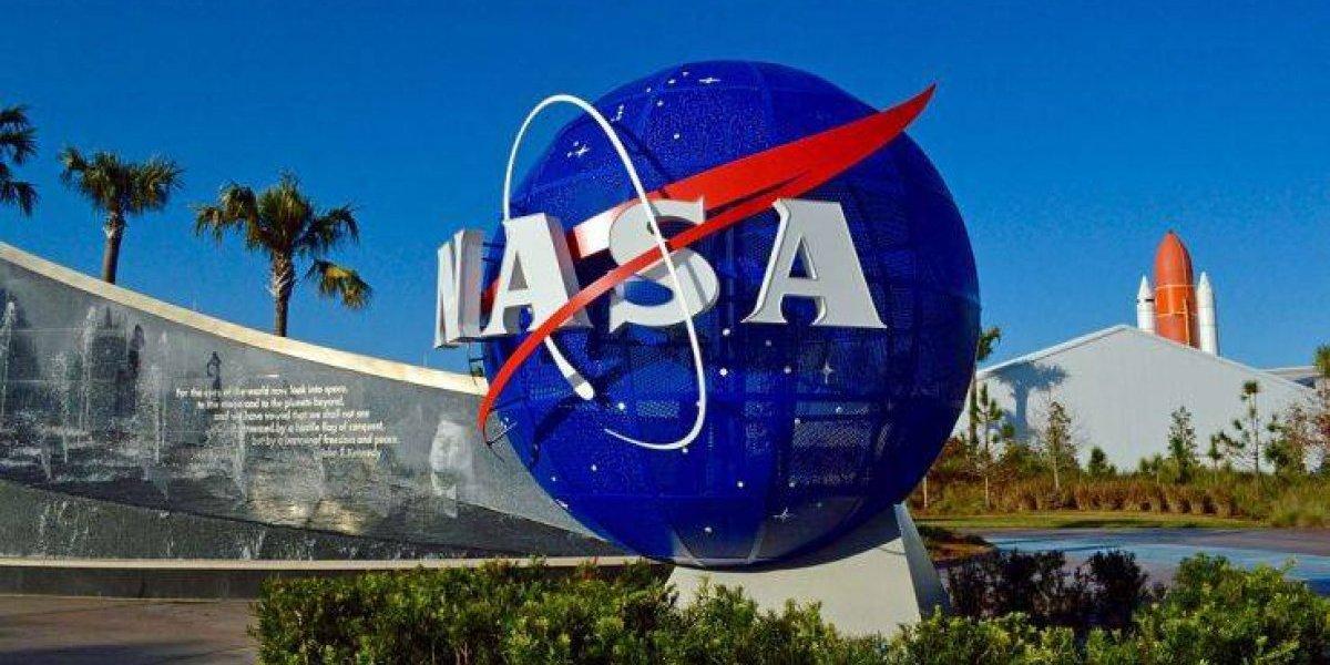 La asombrosa postal navideña cortesía de la NASA