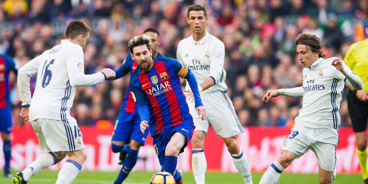 Real Madrid vs. Barcelona, ¿dónde y a qué hora ver el Clásico español?