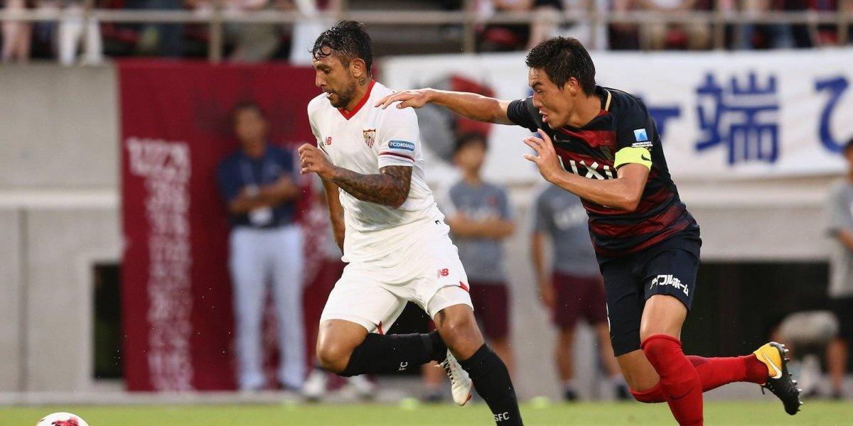 Ex jugador de Sevilla llegaría a México