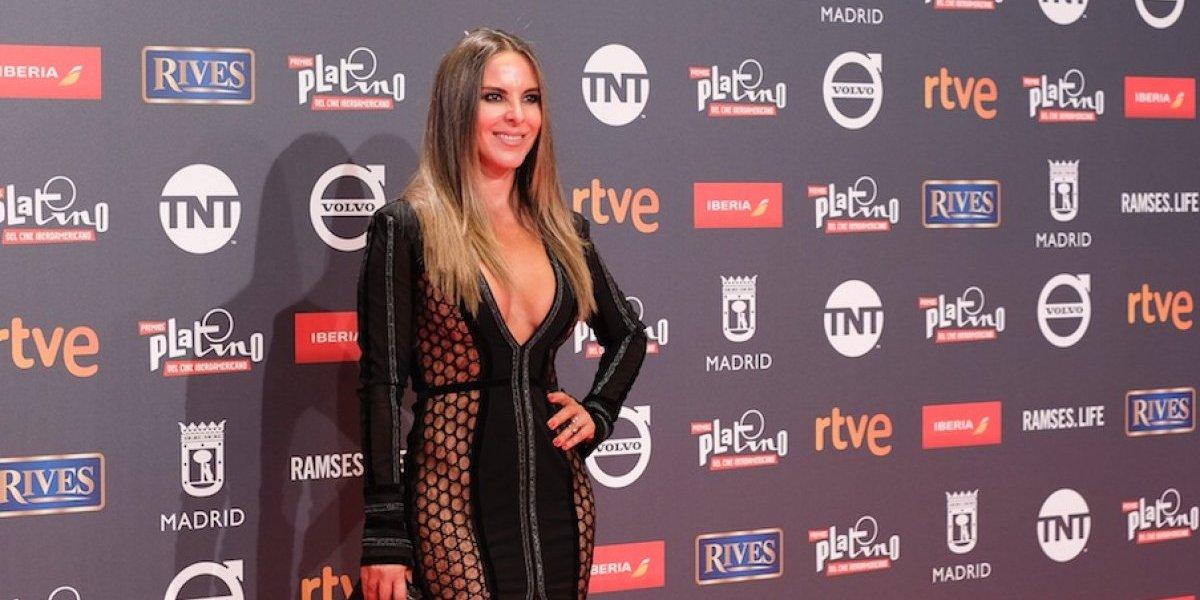 Filtran fotografías íntimas de Kate del Castillo