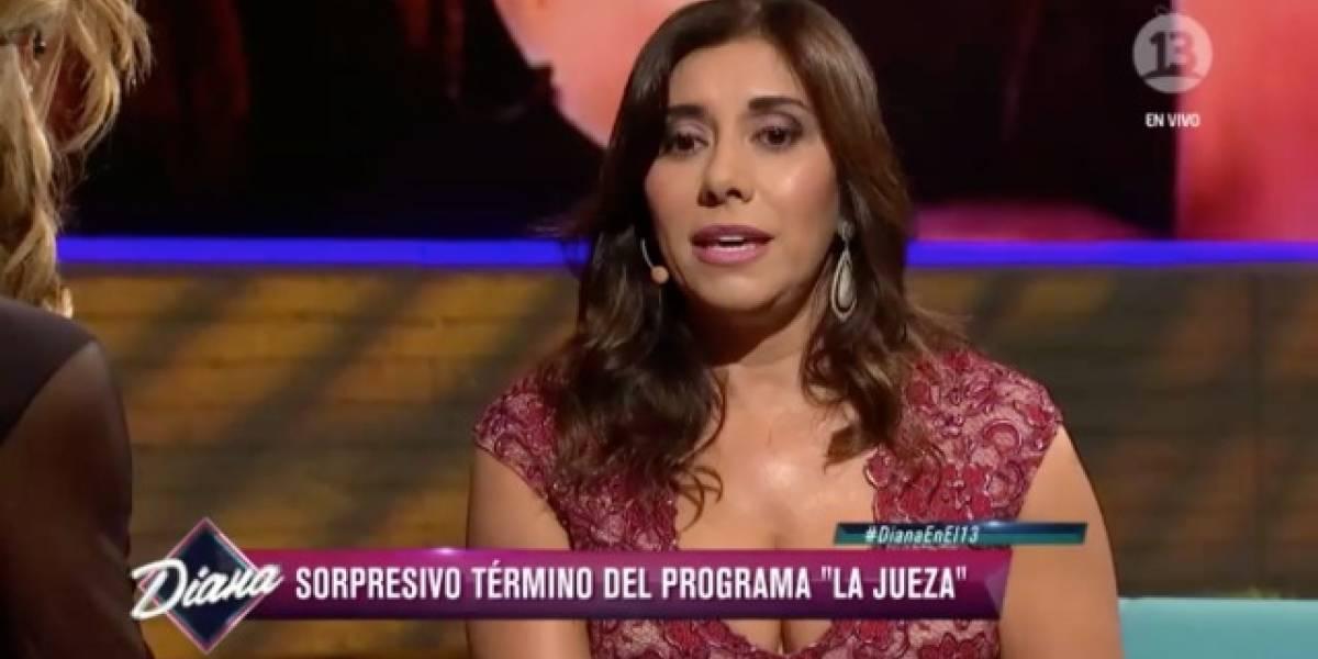 """""""'La Jueza' no va más"""": Carmen Gloria Arroyo confirma el fin del programa de CHV"""