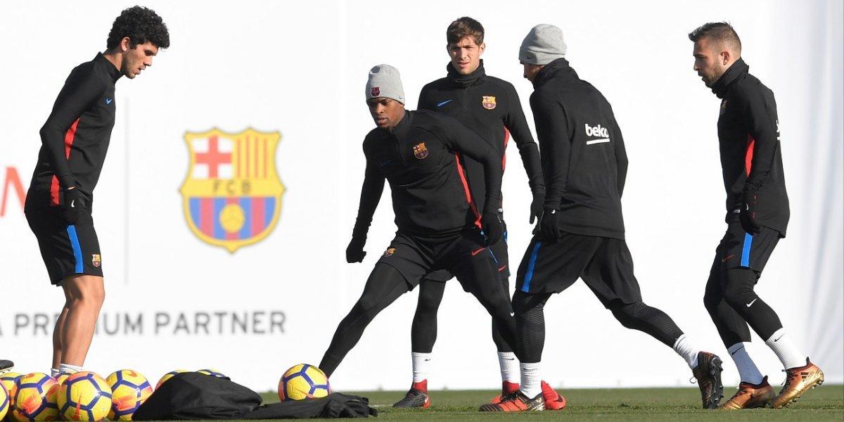 El Barcelona buscará dar un golpe de autoridad en el Clásico español