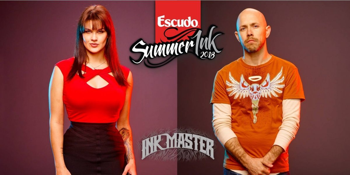 Escudo Summer Ink regresa a Valparaíso