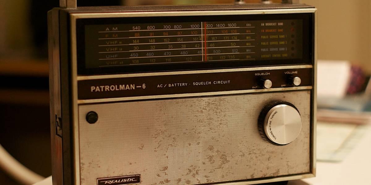 ¿Y la radio?
