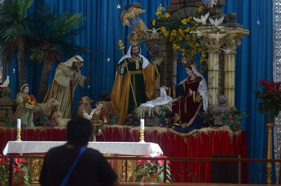Nacimiento del Santuario del Señor San José