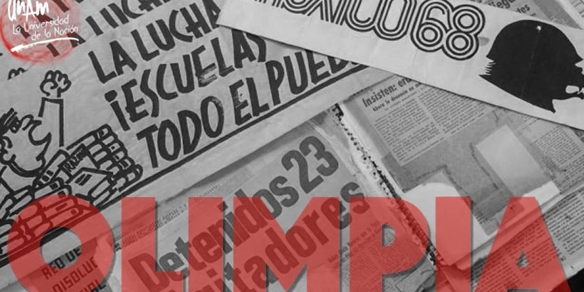 Olimpia, la película de ficción sobre el movimiento estudiantil del 68