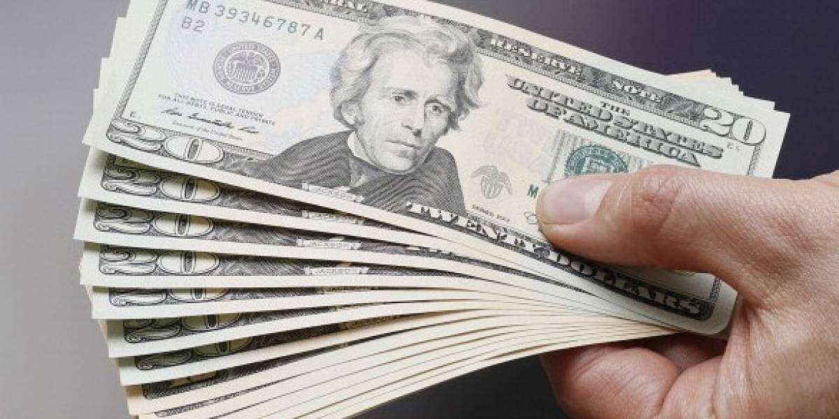 Dólar llega a 20.10 pesos y amenaza con subir más