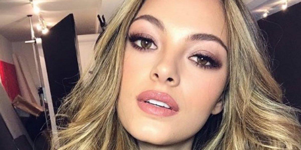 Miss Universo 2017 enternece las redes con esta imagen