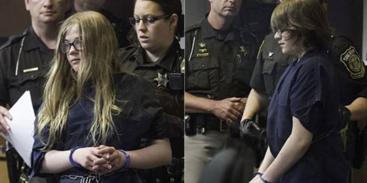 Condenaron a la niña que apuñaló a una amiga
