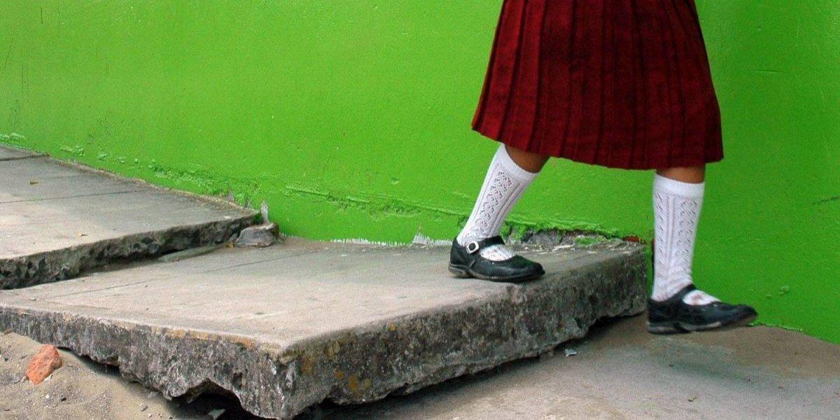 Emite CNDH recomendación a SEP y GCDMX por escuelas en malas condiciones