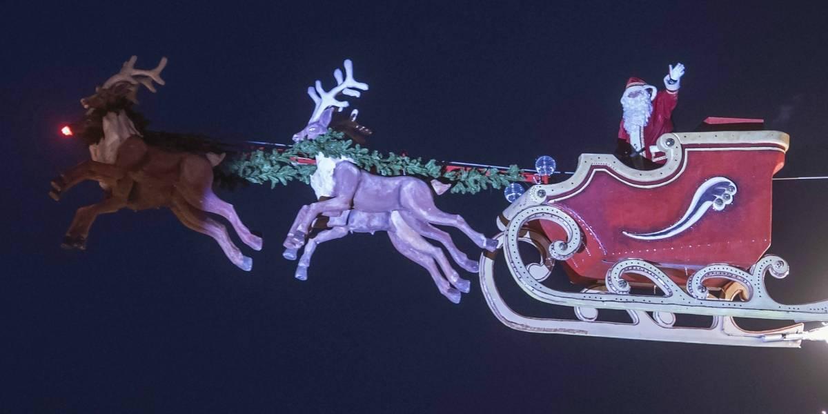 """""""Ojalá que tus renos se duerman y te caigas de arriba"""": la genial """"amenaza"""" de un niño al Viejo Pascuero para que le traiga el regalo que le pidió"""