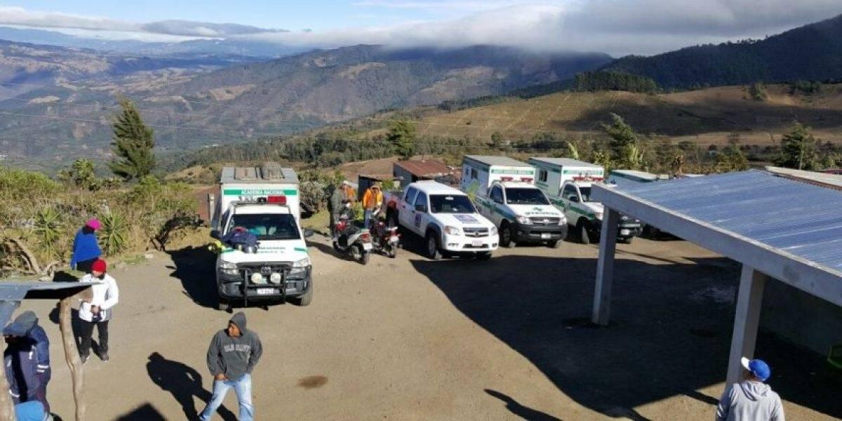 Tragedias que ocurrieron en ascensos a volcanes en 2017