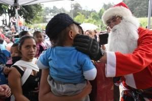Santa Claus de los pobres