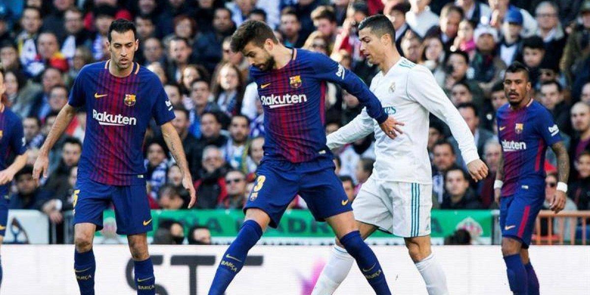 Minuto a minuto: Barcelona silencia el Bernabéu y supera a Real Madrid