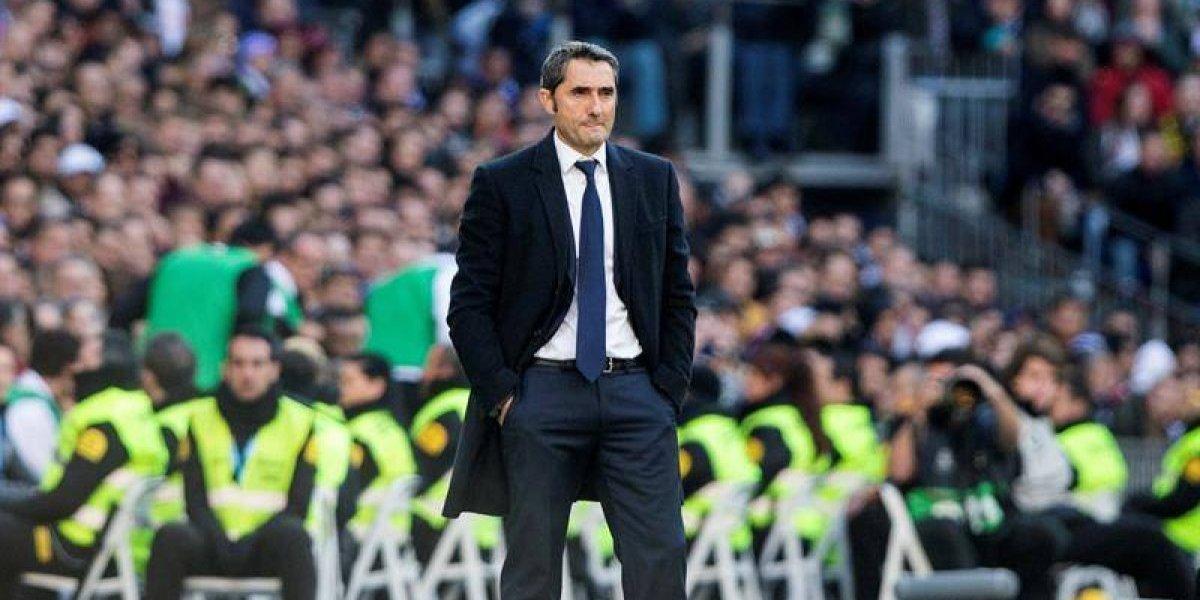 """Valverde pone paños fríos pese a la ventaja que ostentan con Real Madrid: """"No está sentenciada la Liga"""""""