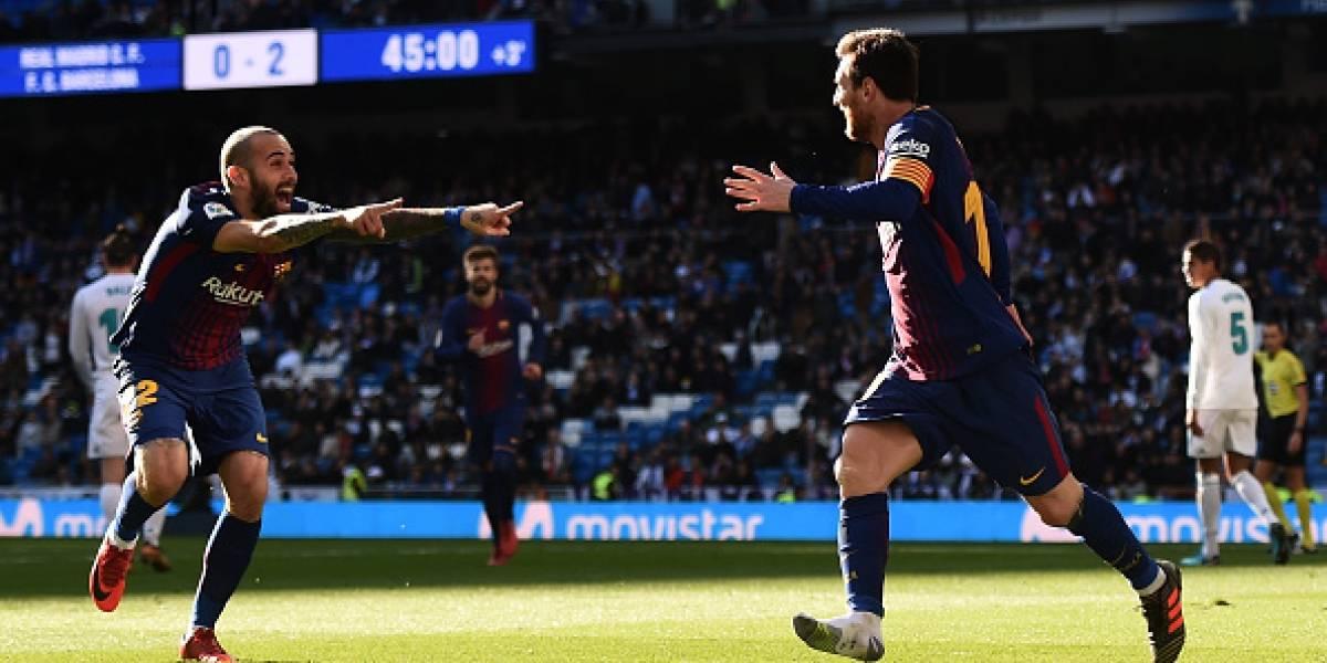 Messi envía un mensaje tras la victoria de Barcelona