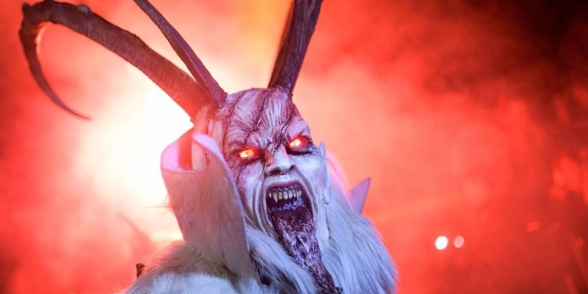 Conheça Krampus, a versão maligna do Papai Noel