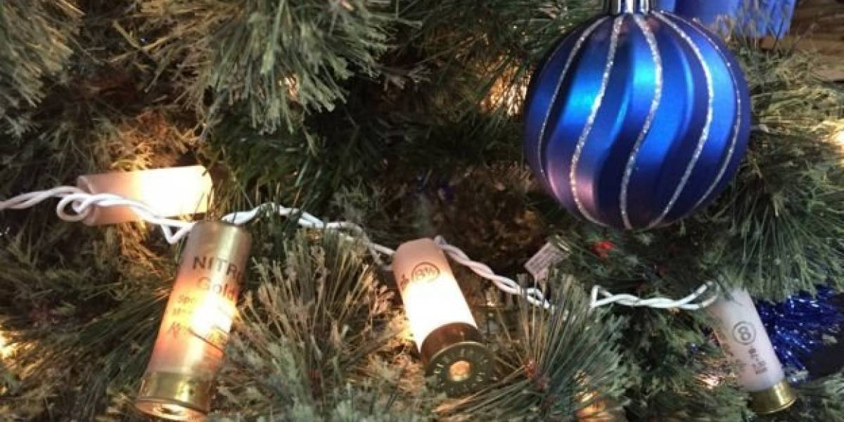 Por que armas estão entre os presentes de Natal disputados nos EUA