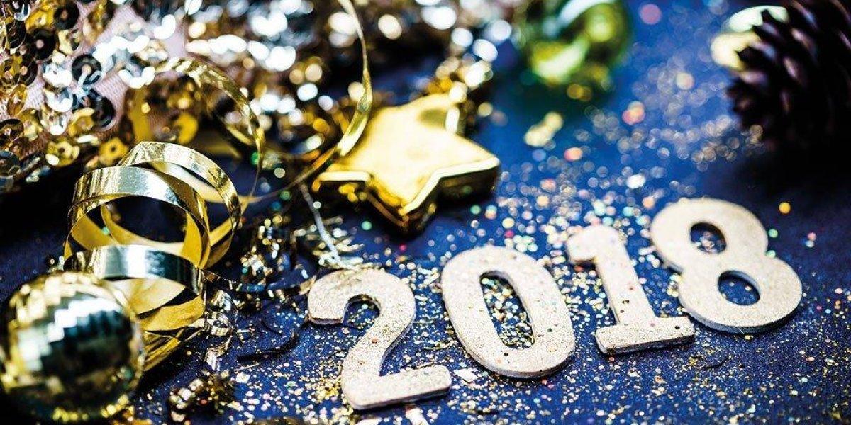 ¡Prepárate para celebrar el Año Nuevo 2018 con estas actividades!