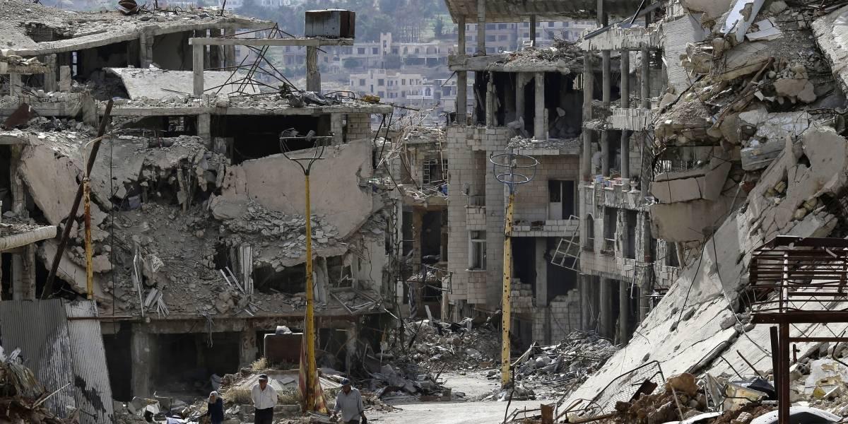 Negociaciones de paz en Siria comenzarán en enero