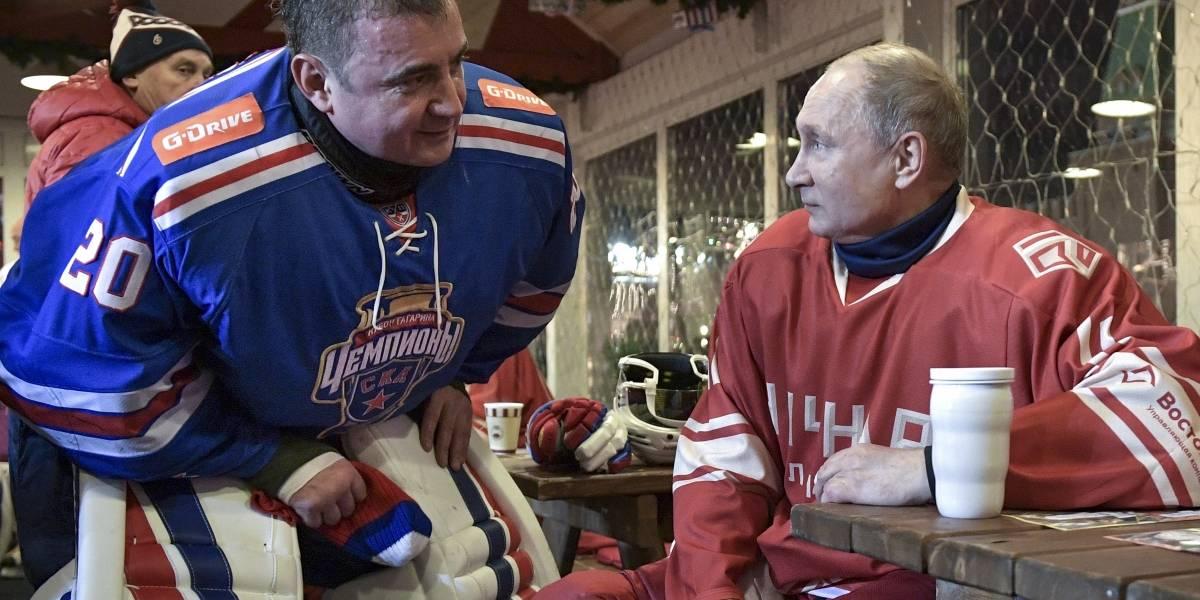 Putin, candidato independiente, recibe apoyo de su partido rumbo a elecciones de 2018