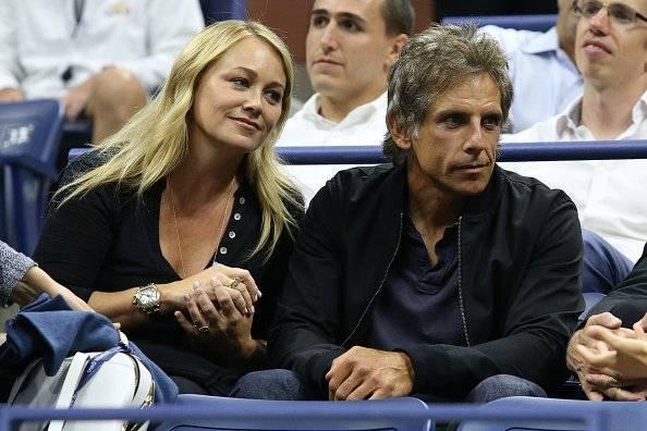 Ben Stiller y Christine Taylor