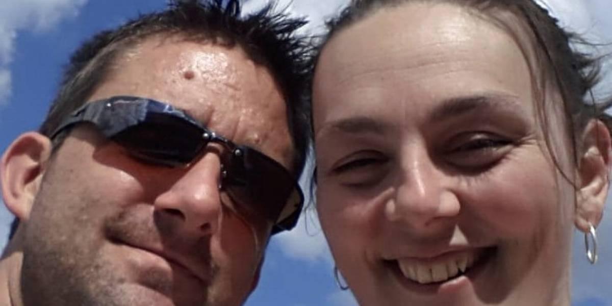 Publica desgarradora e impactante foto de su esposa que perdió la lucha contra el cáncer para que otras mujeres tomen conciencia
