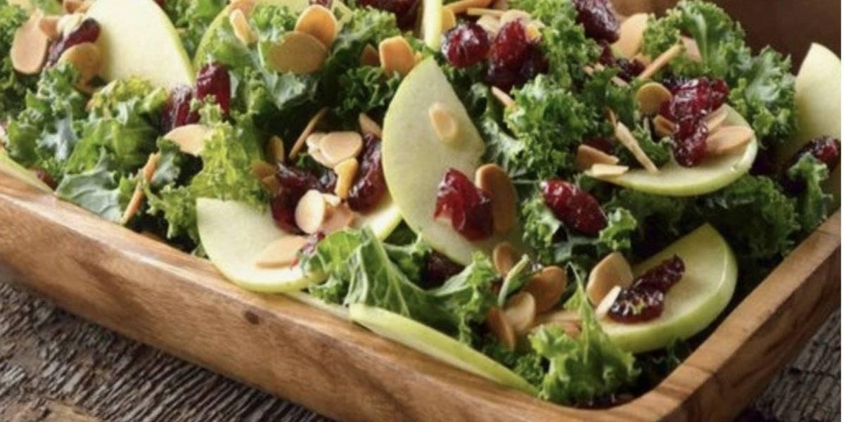 Conoce estas recetas saludables para la cena de Navidad