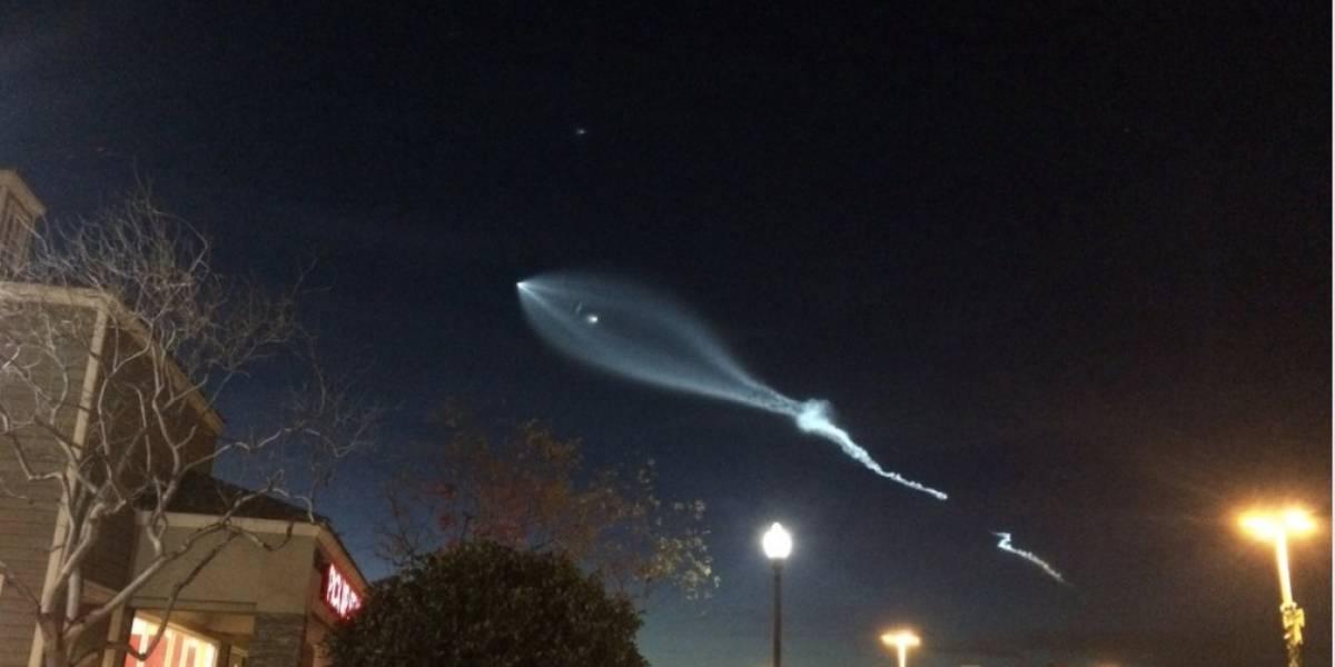 Habitantes de Los Ángeles entran en pánico por un objeto misterioso en el cielo