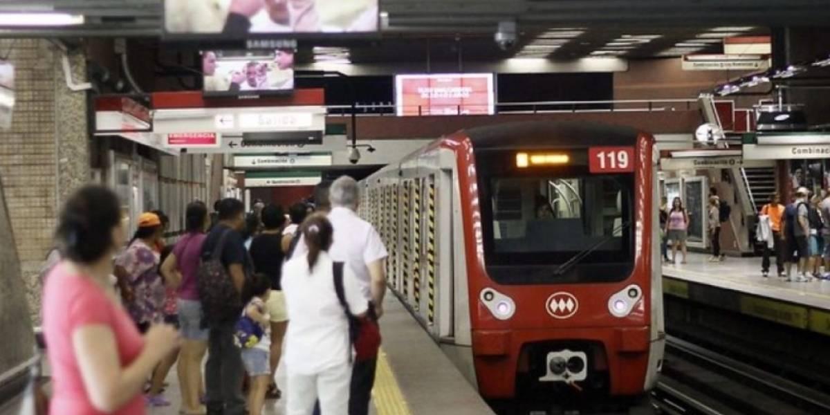 Baños en el Metro de Santiago: la petición ciudadana que ya acumula más de 7.500 firmas
