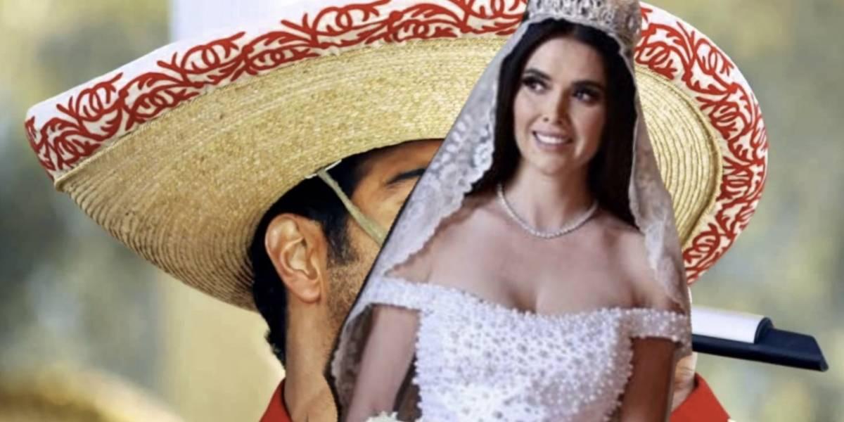 El cantante que traicionó a Marlene Favela del día de su boda