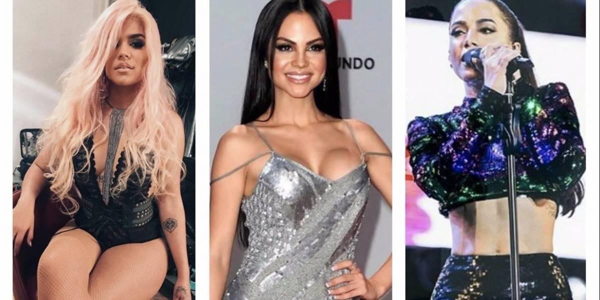 Las cinco mujeres más sexys y exponentes del reguetón en el 2017