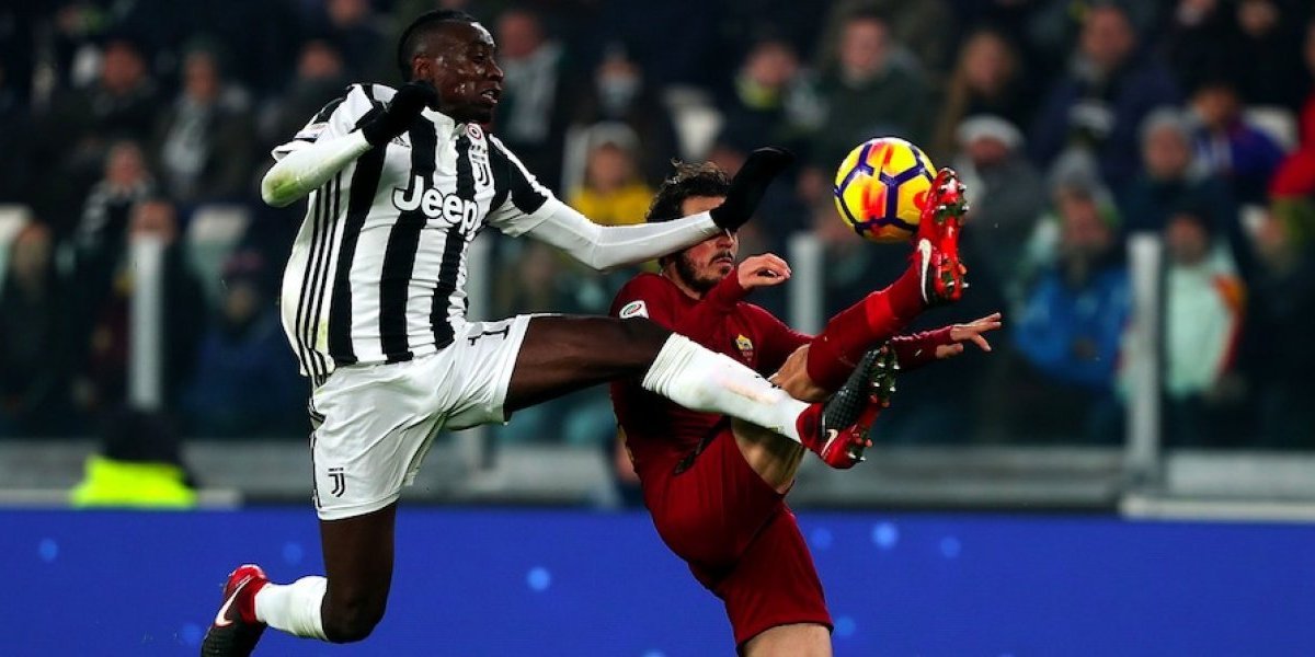 Sin Héctor Moreno, la Roma sufre dolorosa derrota ante la Juventus