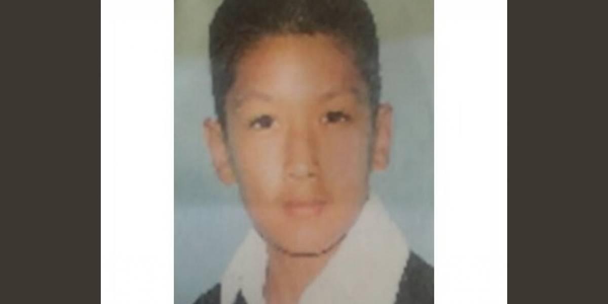 Se reporta niño desaparecido en Loja
