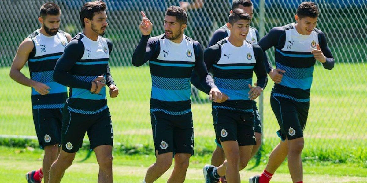 Pereira se encuentra feliz por el la permanencia de Alanís en Chivas