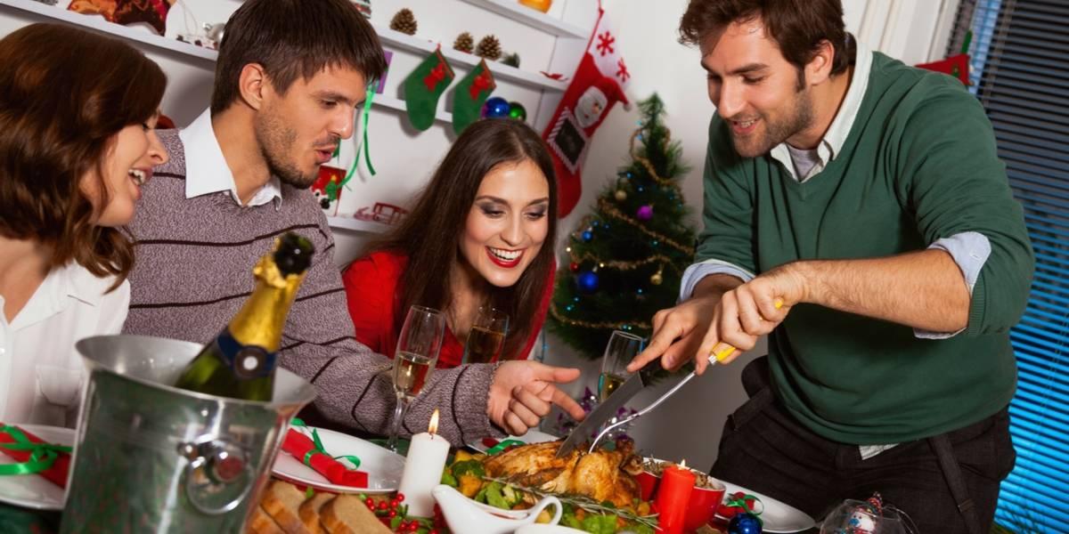 Con estos consejos no tendrás que resistirte a nada en tu cena de Navidad